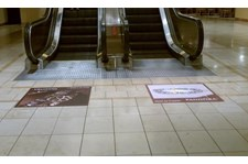 FC029 - Custom Floor Graphic for Retail