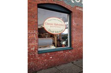 - Window Graphics - Custom Decal - Classic Upholstery - Anacortes, WA