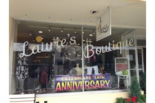 - Window Graphics - Cut Vinyl - Laurie