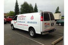 - Vehicle Graphics - Partial Vehicle Wrap - Pony Mailing - Oak Harbor, Wa