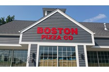 Boston Pizza Co Company Sign in Weymouth, Mass